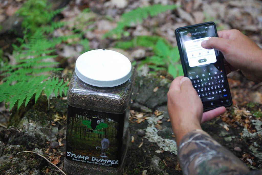 hunting journal app
